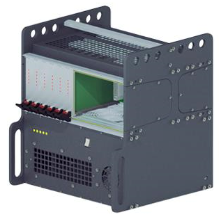 (English) Rugged OpenVPX Polyrack Development Chassis