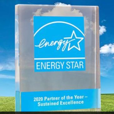 Delta au ENERGY STAR ® püsiva tipptaseme auhinna kolmandat aastat järjest. Samuti pälvis aasta Partner viiendat aastat järjest.