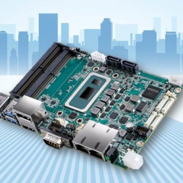 "Advantech vabastab suure jõudlusega 3.5 "" SBC MIO-5373 koos 8th Gen. Intel ® Core ™ protsessoritega"