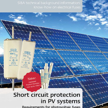 Short circuit protection in PV systems